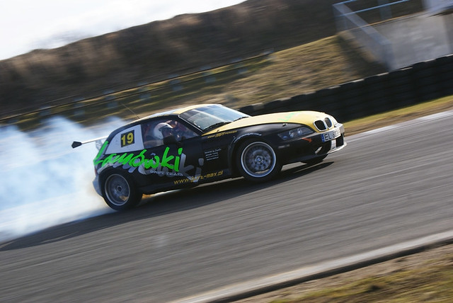BMW Z3 Coupe Drifter
