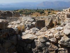 Grave circle A (konde) Tags: citadel tomb mycenae ancientgreece gravecirclea