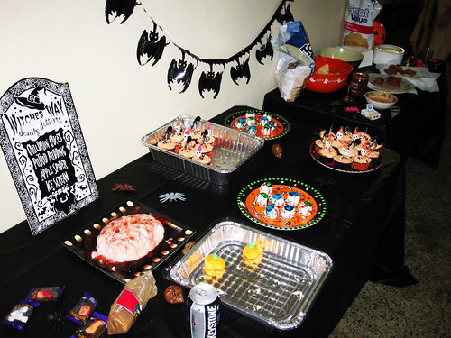 Miss Lou's Halloween Party