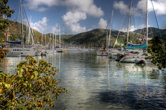 MARINA,BRITISH VIRGIN ISLANDS (TERRY 101650) Tags: sky holiday marina canon islands boat yacht virgin british caribbean soe hdr blueribbonwinner greatphotographers dblringexcellence pipexcellence aboveandbeyondlevel4 aboveandbeyondlevel1 masterclasselite aboveandbeyondlevel2 aboveandbeyondlevel3