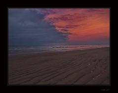 (inga_art) Tags: autumn sunset seascape clouds season landscape countryside olympus baltic e510