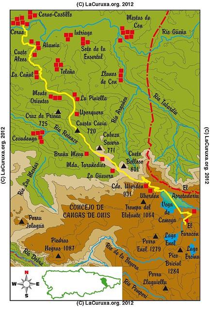 2012-04-14-BUFERRERA-SENDA  FRASSINELLI-ABAMIA-CORAO