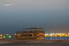 ~ Old Boat ~ Half Moon Beach (Bo.Renaad) Tags: old moon beach boat half