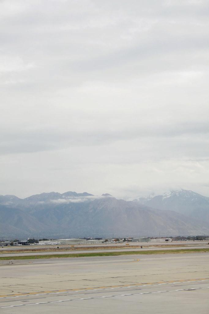 Salt Lake City view