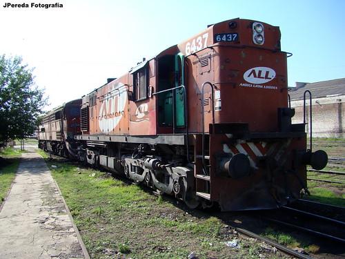ALCO RSD35 6437 - FPD9 2134