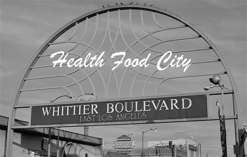 East L.A.health food city