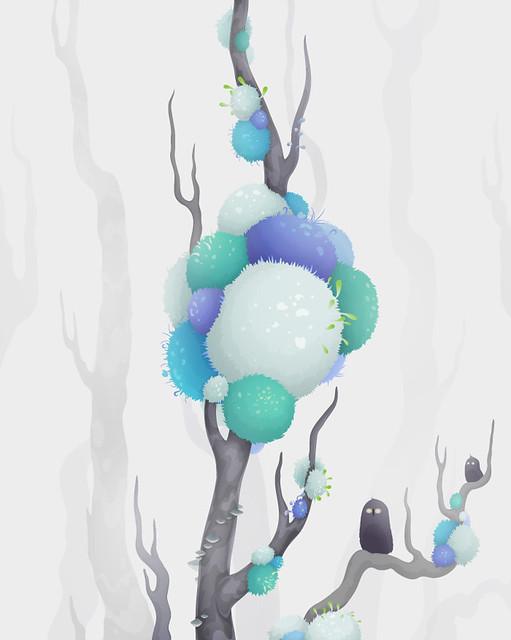 alien moss by ☆ - ☆ zutto