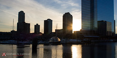 011611_0273.jpg (Gus.Castillo) Tags: sunset building water skyline river boats photography jerseycity downtown gustavo wharf hudson gac castillo gacphoto guscastillocom