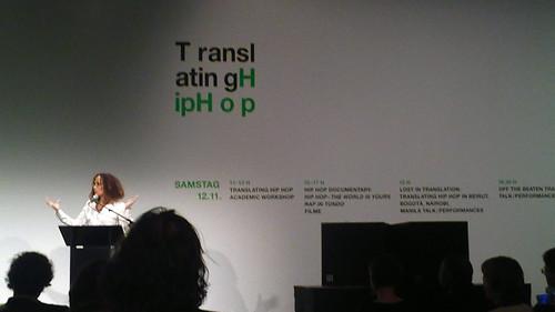 Translating Hip Hop
