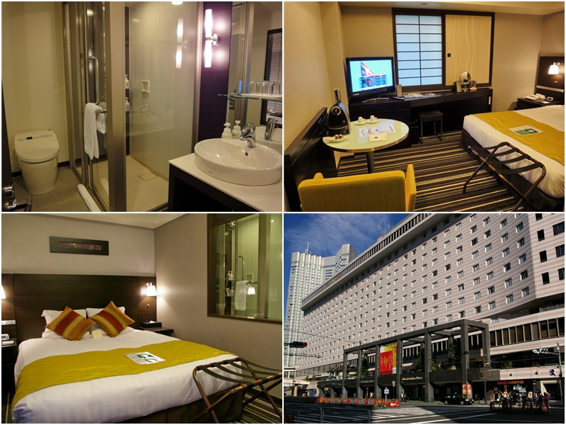 赤坂Excel東急飯店(Akasaka Excel Hotel Tokyu):交通超方便的機加酒好選擇(速報及評價篇) | 林氏璧和美狐團三狐的小天地