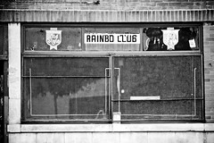 Rainbo Club, Plate 3 (Thomas Hawk) Tags: bw chicago beer bar illinois oldstyle chitown cookcounty chicagoland windycity heilemans rainboclub heilemansoldstyle