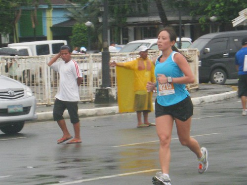500-Smile Run: Not Smiling?