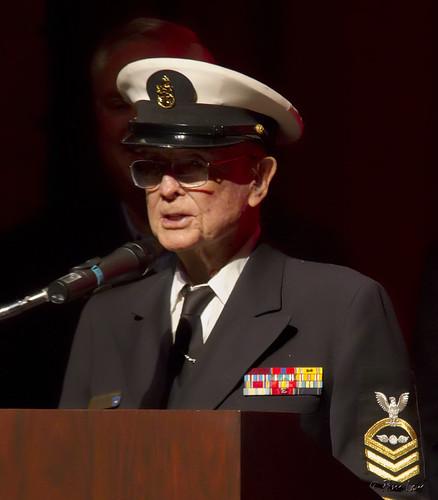 Downey veteran Ken Drake