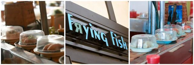 Frying Fish, Little Tokyo