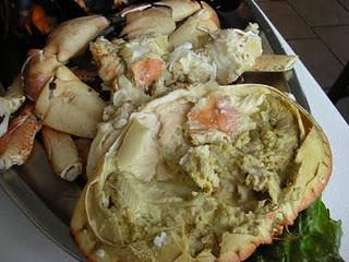 La Guardia (Pontevedra) | Restaurante Trasmallo | Buey de mar