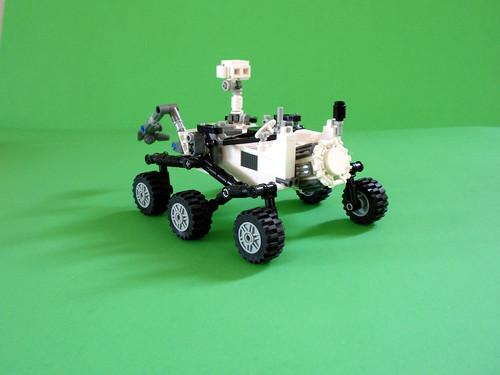 mars lego rover nasa curiosity jpl msl cuusoo marssciencelaboratory