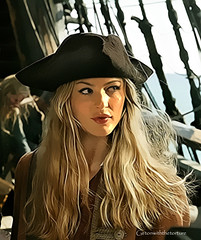piratecara (Mordsithmason) Tags: pirates fanart digitalpaintings mordsith legendoftheseeker tabrettbethell caramason