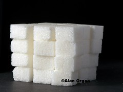 Temple Of The Sweet Tooth (AlanOrganLRPS) Tags: food temple sweet sugar cube blocks cubes coventry 36 dentist lowkey studioflash nikonflickraward alanorgan 4x3x3