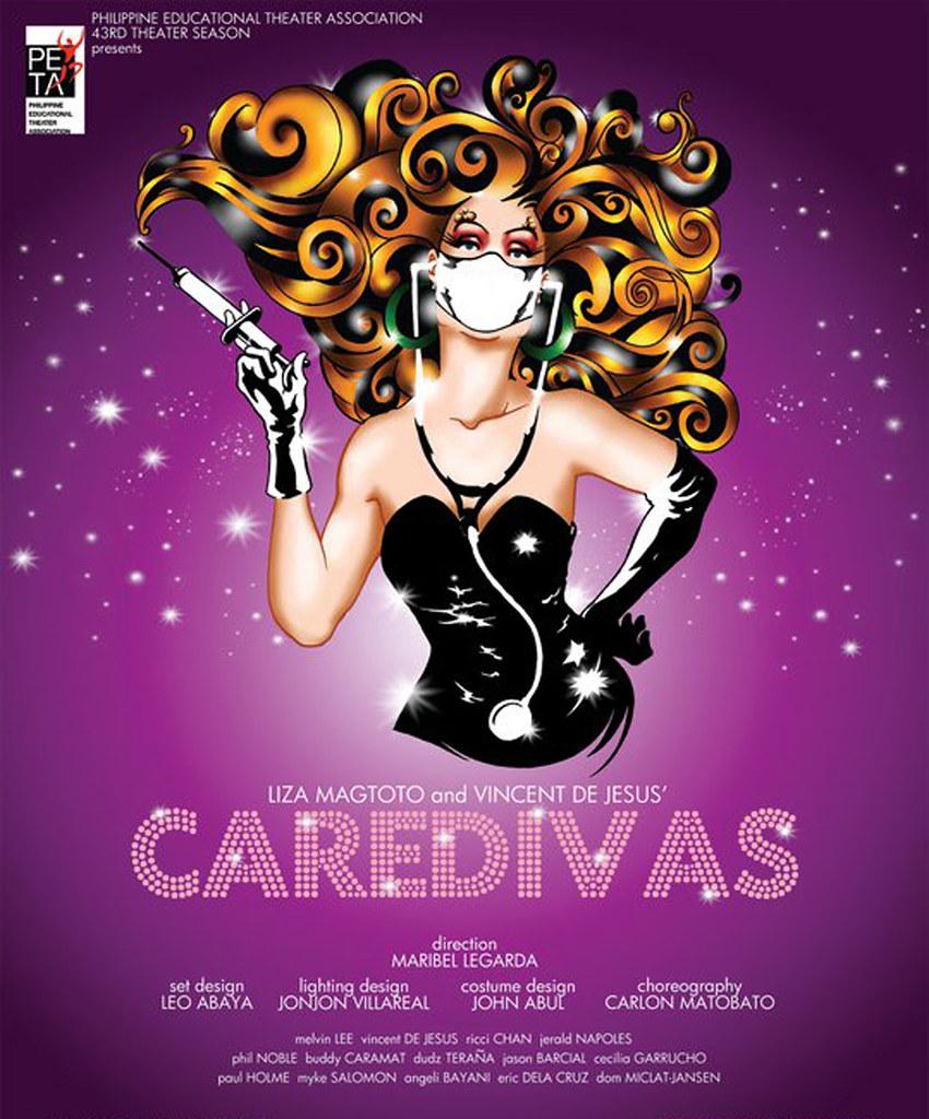 Care Divas poster