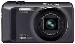 Casio EXILIM EX-ZR100 (imagen promocional)