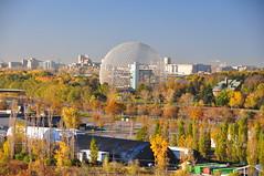 Parc Jean-Drapeau et Biosphère d'Environnement Canada