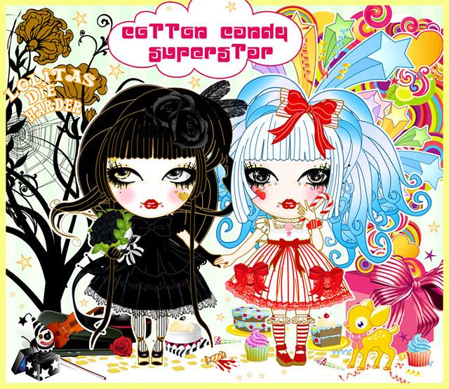 gothic vs sweet