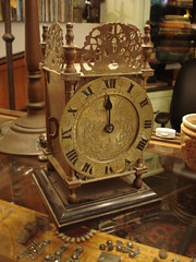 """Small Brass Clock • <a style=""""font-size:0.8em;"""" href=""""http://www.flickr.com/photos/51721355@N02/6354310035/"""" target=""""_blank"""">View on Flickr</a>"""