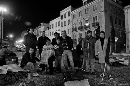 57 ~ Occupy Lisbon: no more tents! by Teresa Teixeira