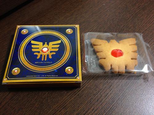 ロトの紋章クッキー