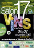 "17e Salon des Vins - Affiche • <a style=""font-size:0.8em;"" href=""http://www.flickr.com/photos/30248136@N08/6373620499/"" target=""_blank"">View on Flickr</a>"