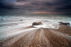 Burton Bradstock (peterspencer49) Tags: seascape movement unitedkingdom pebbles dorset seaview westcountry burtonbradstock jurassiccoast southwestcoastalpath juassic stunningview seascene 5dmkll peterspencer stunningseascape