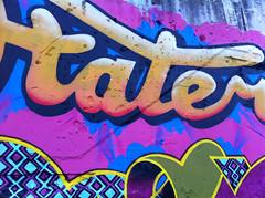 Colorful (gill4kleuren - 11 ml views) Tags: colors grafitti kleurrijk