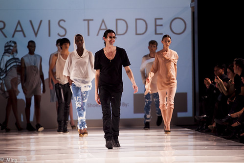 Ottawa Fashion Week 2011 - Travis Taddeo