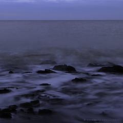 we need the sea (Rogier Coppejans) Tags: sea water rocks blauw air gray zeeland zee bleu lucht branding grijs steen stenen coppejans