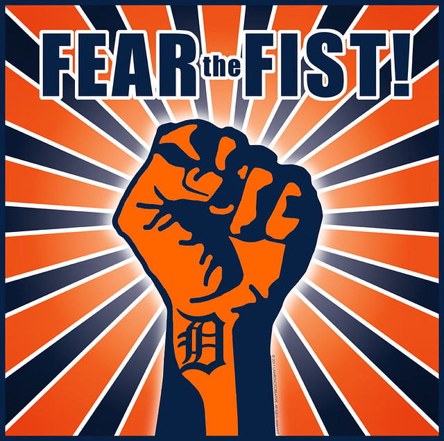 Fear the Fist