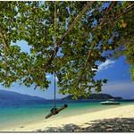 White Sand Beach   Koh Rawi  Thailand
