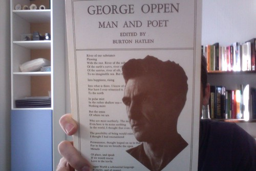 George Oppen: Man and Poet by Michael_Kelleher