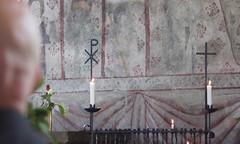 camilla + isak (freddie boy) Tags: church altar inri