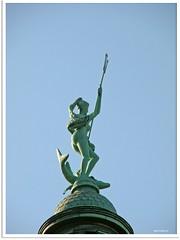 Mannheim/Germany - Wasserturm
