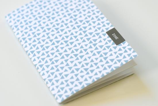 2012 pocket planner - bowtie