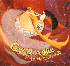 Coriandre-Pochette CD Marmita