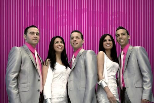 Orquesta Alarma 2011 - foto cantantes