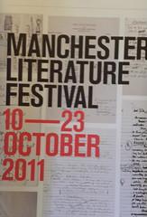 Manchester Literature Festival 2011
