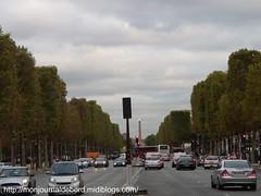 Champs Elysées - Obélisque