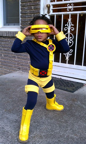 Finished up - All ready for Halloween! & Cyclops Costume for 3yr old - FINISHED PICS pg3 - Page 3