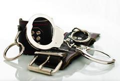 Restraints (David Arran Photography) Tags: bondage bdsm handcuffs restraints strobist