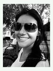 Alexandra (jason a. cina) Tags: portrait woman jason beautiful smile friend pretty roosevelt queens alexandra avenue woodside cina ahrc
