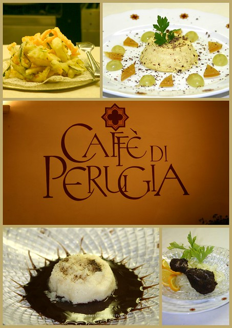 collage caffè di perugia