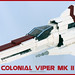 "Colonial Viper Mk. II • <a style=""font-size:0.8em;"" href=""http://www.flickr.com/photos/44124306864@N01/6258925574/"" target=""_blank"">View on Flickr</a>"