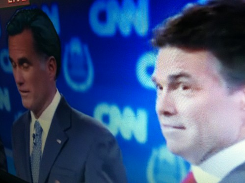 GOP Freak Show - CNN Debate - 10.18.2011
